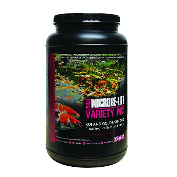Microbe-Lift Variety Mix 2 lbs 4 oz (MPN MLLVMMD)