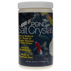 Microbe-Lift Pond Salt Crystals 2.5 lbs (MPN PSALTSM)