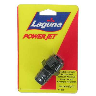 "Laguna 3/4"" Threaded Hose Connector (MPN PT696)"