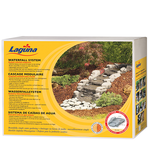 Laguna Waterfall Courses And Kits Best Prices On