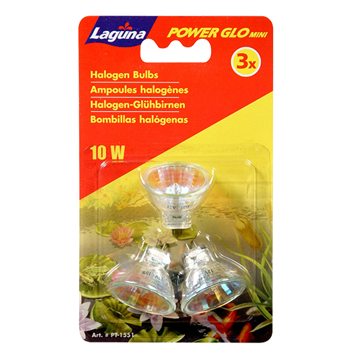 Laguna PowerGlo Mini Replacement Halogen Bulbs (MPN PT1551)