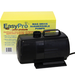 EasyPro Submersible Magnetic Drive Pump 3200 GPH (MPN EP3200)
