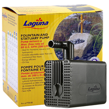 Laguna Fountain and Statuary Pump 80 GPH (MPN PT8100)