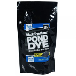 Pond Logic Black DyeMond Pond Dye 4 Packets (MPN 530360)