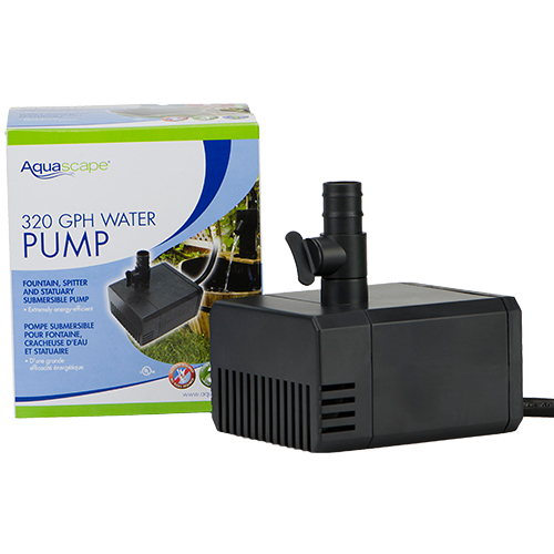 Aquascape Dp80 Statuary Fountain Pump 90 Gph Mpn 91024 Best Prices On Everything For Ponds