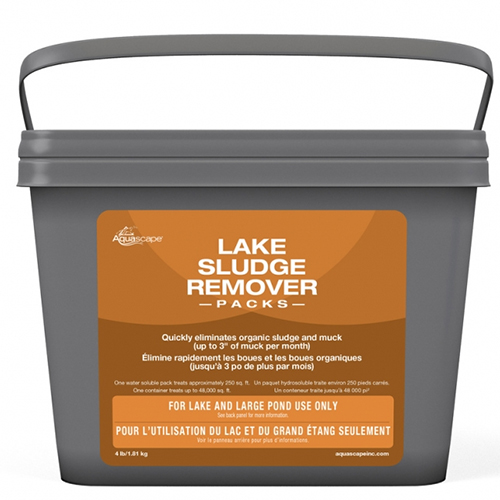 Aquascape Lake Sludge Remover Packs - 192 Packs (MPN 40017)