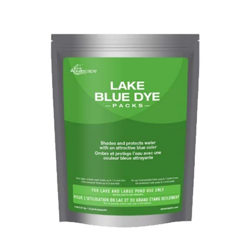 Aquascape Lake Blue Dye Packs - 16 Packs (MPN 40022)