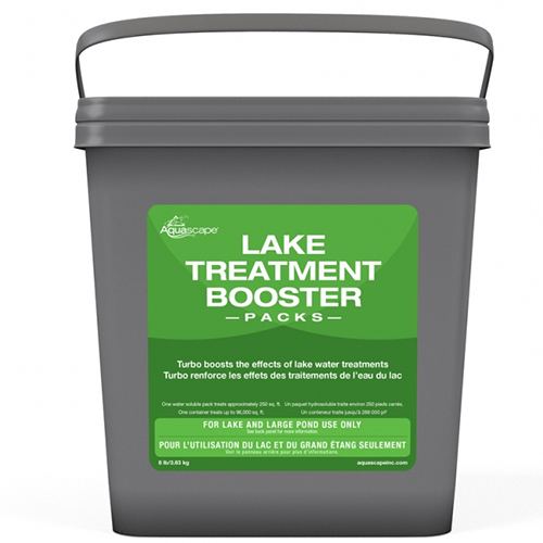 Aquascape Lake Treatment Booster Packs - 384 Packs (MPN 40028)