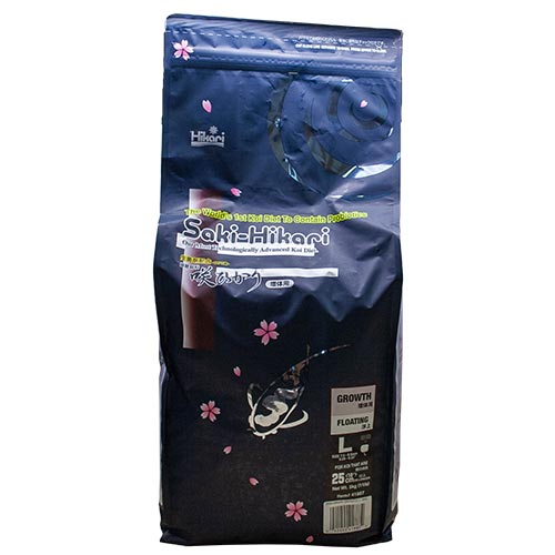 Saki-Hikari Growth Diet 11 lbs Large Pellet (MPN 41887)