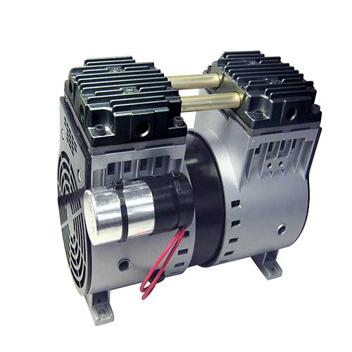Scott Aerator Rocking Piston Compressor, 1/2 HP, 115 V (MPN 44060)