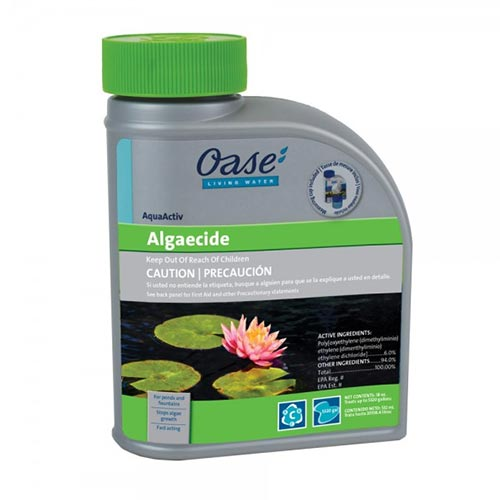 OASE AquaActiv Algaecide Ponds 18 oz. (MPN 45374)