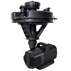 OASE 1/4 HP Floating Fountain with Lights (MPN 45383)