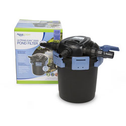 Aquascape UltraKlean 2000 Pressure Filter w/14watt UVC (MPN 95053)