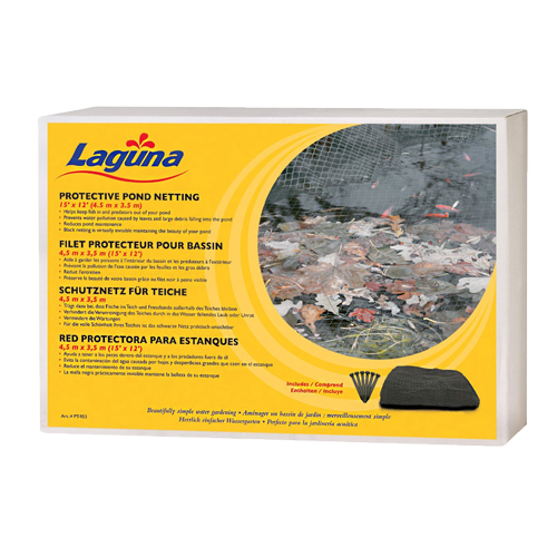 Laguna Black Pond Netting 12' x 15' (MPN PT953)