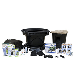 Aquascape Large Pond Kit 21' x 26' w/ AquaSurge PRO 4000-8000 Adjustable Flow Pump (MPN 53036)