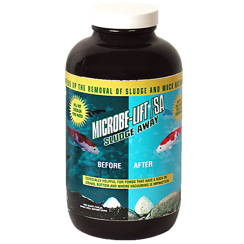56296 - Microbe-Lift Sludge Away 1 Qt. (MPN MLXSAQ)