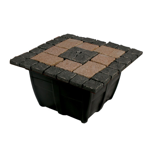 Aquascape Mosaic Fountain Paver Kit Best Prices On Everything For Ponds And Water Gardens