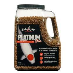 Blue Ridge Platinum Pro Fish Food 4.5 lb.