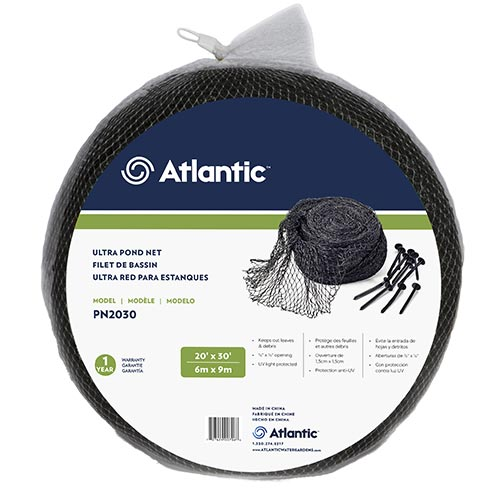 Atlantic Ultra Pond Net 20' x 30' (MPN PN2030)