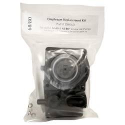 Alita Diaphragm Kit for AL-60 w/ Replacement air filter (MPN DRK60)