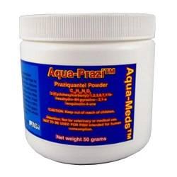 AquaMeds Aqua Prazi 50 Gram (MPN PZ50)