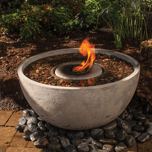 Aquascape Fire Fountain - SMALL (MPN 78201)