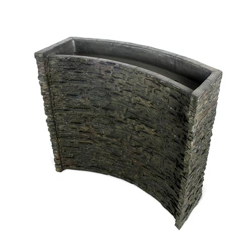 "Aquascape Stacked Slate Spill Wall 32"" (MPN 78244)"