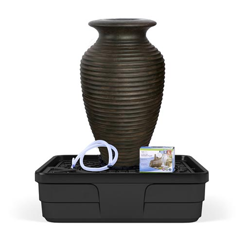 Aquascape Medium Rippled URN Kit (MPN 78271)
