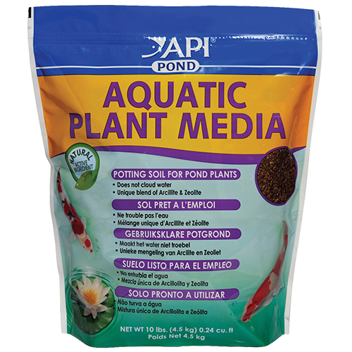 82187 - API Pond Aquatic Planting Media 10 lbs (MPN 187B)