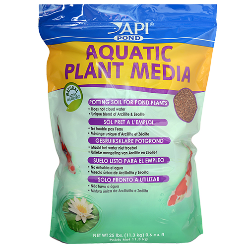 API Pond Aquatic Planting Media 25 lbs (MPN 187C)