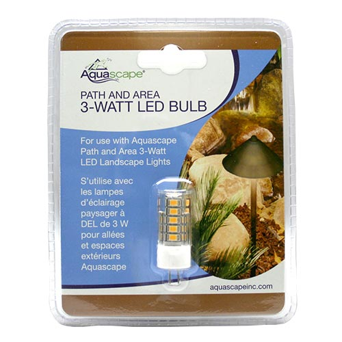 Aquascape Path & Area Landscape Light 3 W Led Replacement (MPN 84067)