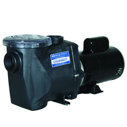 Sequence Self-Primer External Pond Pump 230V (MPN 6300PRM77)