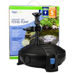 Aquascape AquaJet 600 Pump (MPN 91014)