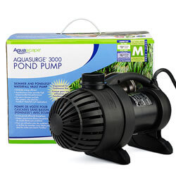 Pond Pumps Submersible Water Gardens Waterfall Small