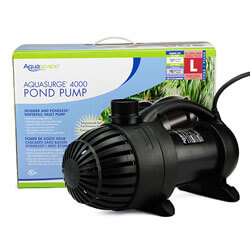 Aquascape AquaSurge 4000 Pump (MPN 91019)