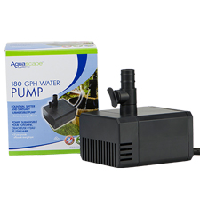 Aquascape DP140 Statuary & Fountain Pump 180 GPH (MPN 91025)
