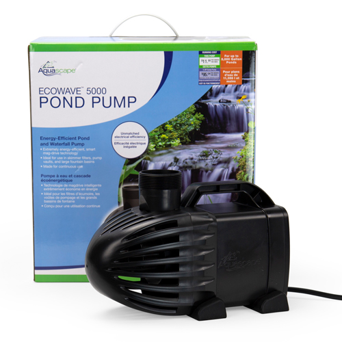 Aquascape EcoWave 5000 Pond Pump (MPN 91134)