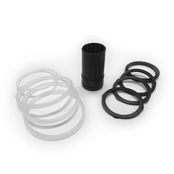 Aquascape UltraKlear UV Sterilizer Gasket Kit fits 14W,28W,55W (MPN 95051)
