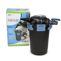 Aquascape UltraKlean 3500 Pressure Filter w/28watt UVC (MPN 95054)