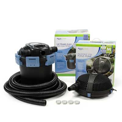 Aquascape Ultraklean 1000 Filtration Kit Mpn 77014 Best Prices On Everything For Ponds And
