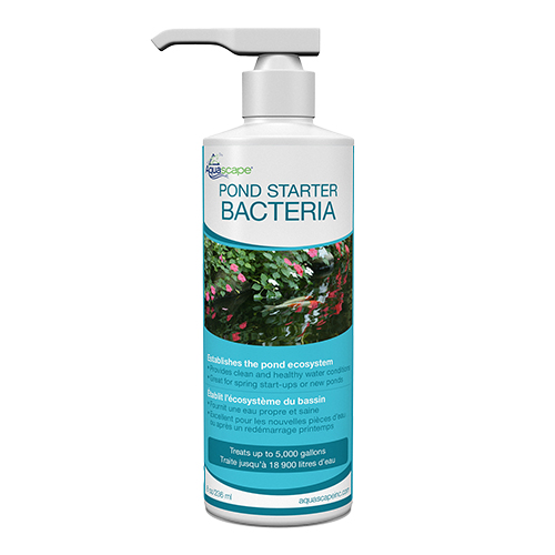 Aquascape Pond Starter Bacteria 8 oz (MPN 96013)