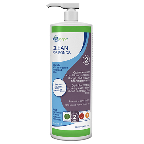 Aquascape Clean for Ponds 32 oz (MPN 96063)