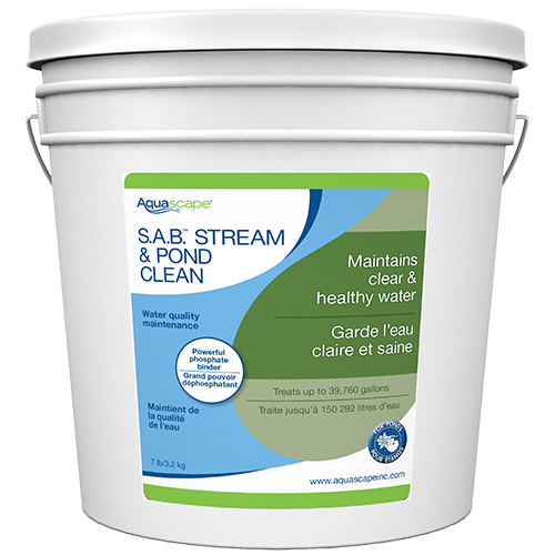 Aquascape Stream & Pond Clean S.A.B. 7 lbs (MPN 98896)