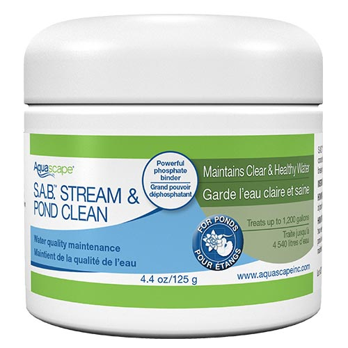 Aquascape Stream & Pond Clean SAB. 4.4 oz. (MPN 98898)