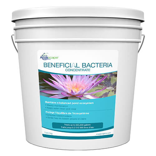 Aquascape Beneficial Bacteria for Ponds 7 lbs (MPN 98950)