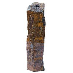 "Aquascape Natural Mongolian Basalt Column 36"" H x 10"" D (MPN 98969)"