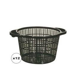 "Round Planting Basket 10"" (x12) (MPN PT961)"