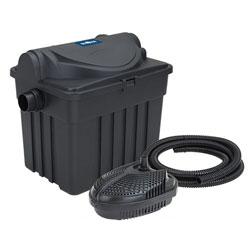 Bermuda Pond 2400 Gal Filter Kit w/ UVC & Pump Package (MPN BER0402)