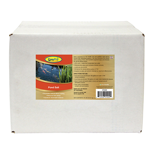 EasyPro Pond Salt - 50 lb. Box (MPN EPS50B)