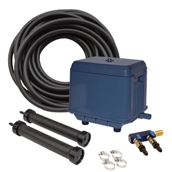 EasyPro KLC Koi Pond Aeration Kit - 2000 to 15000 gallon ponds (MPN LA2)